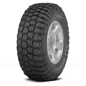 Ironman Set Of 4 Tires 31x10 5r15 Q All Country M t All Terrain Off Road Mud