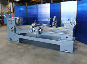 19 27 X 80 Summit Engine Lathe