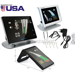 Woodpecker Style Dental Apex Locator Great Lcd Metallic Endodontic Root Canal