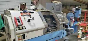 Mazak Qt n 20 Cnc Lathe 1998 Under power Videos Available