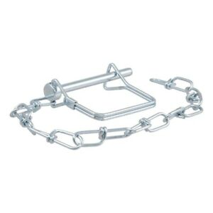 Curt Manufacturing Yes 1 4 D X 2 3 4 L Trailer Coupler Safety Pins 1 4 In 5