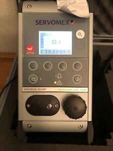 Servomex Servoflex Minimp 5200 High performance O2 Gas Analyzer