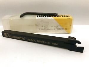 Kennametal A3scl060210 Insert Holder 3 8 Shank 1pc New