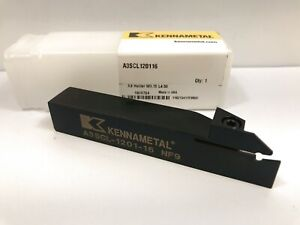 Kennametal A3scl120116 Insert Holder 3 4 Shank 1806724 1pc New