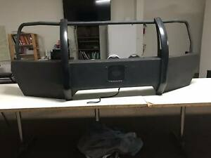 Jotto Force 2012 2014 Chevy Tahoe Push Bumper With Wraps Item 475 0770