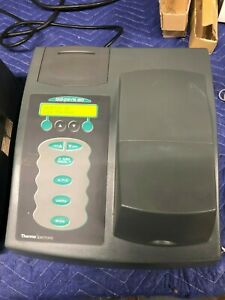 Thermo Spectronic Genesys 20 Spectrophotometer 4001 4 Needs New Lamp