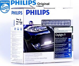 Philips Led Daylight 9 Car Universal Daytime Running Lights Drl Control Block