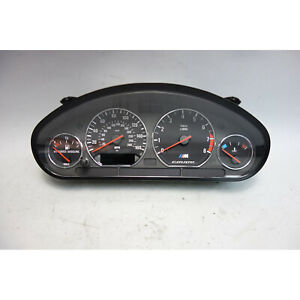 1999 2000 Bmw Z3 M m Coupe S52 Early Instrument Gauge Cluster Speedo Oem