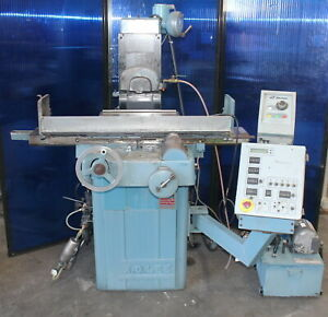 6 X 18 K o Lee S718h Automatic Surface Grinder