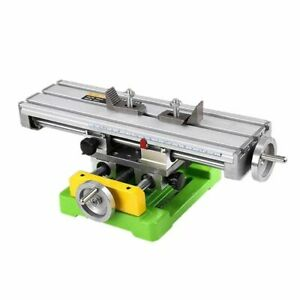 Multifunction Drill Vise Fixture Working Table Mini Adjustable Hand Wheel Screw