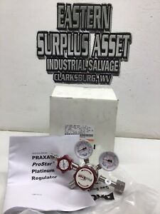 Praxair Prostar Platinum Model No Prs403223 Regulator nib