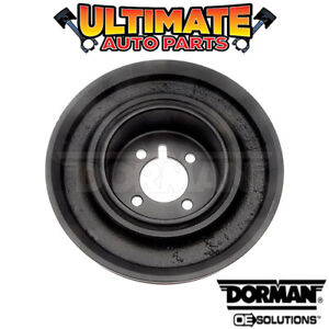 Harmonic Balancer Crank Pulley 1 5l 4 Cylinder For 91 95 Dodge Plymouth Colt