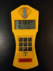 Gamma scout With Alert Radiation Detector Geiger Counter