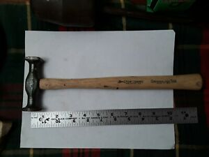 Vintage Craftsman Fender Tools Auto Body Hammer Sheet Metal Fender Tool Usa