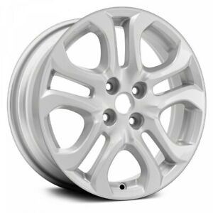 Aluminum Alloy Wheel Rim 16 Inch For 2016 2017 Toyota Yaris 4 Lug 100mm 10 Spoke