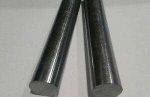 A2 Tool Steel Rod Round 1 Diameter 6 Long Qty 2 great Price