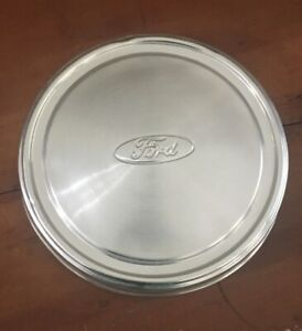 One Vintage Ford Dog Dish Hubcap 10 3 4 Inches