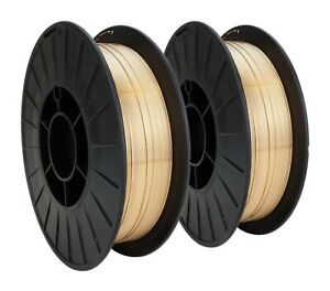 S a Ercusi a Silicon Bronze Mig Wire 10 Lb Spool All Sizes