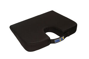 Cosieline Breathable Wedge Car Seat Cushion With Memory Foam perfect For Driver