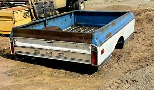 1960s 1961 1969 Gmc Truck Tailgate And Bed Original