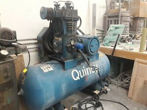 Quincy Not curtis 15hp Air Compressor