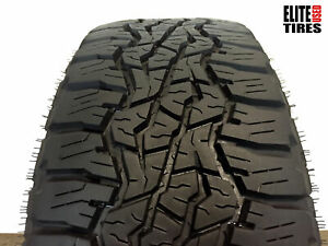 1 Goodyear Wrangler Ultraterrain At P275 55r20 275 55 20 Tire 13 25 13 5 32