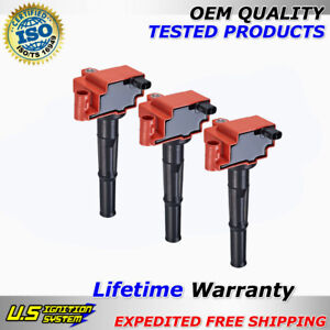 Performance Ignition Coil 3pcs For 95 04 Toyota 4runner T100 Tacoma Tundra 3 4l