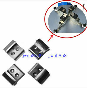 Plastic Inner Jaw Clamps Coats Motorcycle Tire Changer Machine Protector Parts