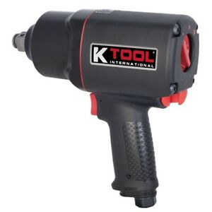 K Tool International Impact Wrench 3 4 Kti81400