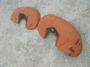 Allis Chalmers Wd45 45 Wd Tractor Ac Original Right Left Fenders