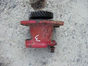 Farmall Ih M Tractor Engine Motor Distributor Drive Assembly