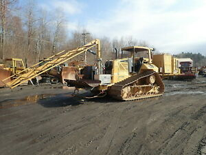 08 Caterpillar D6n Lgp Crawler Dozer Tack Tractor Welding Pipeline 1200 Hrs Cat