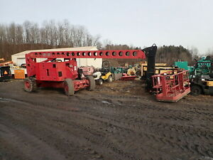 Grove Amz86 xt Boom Lift 4x4 Cummins Dsl Nice 80 Ft Lift Rt Articulating