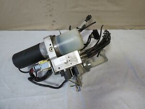 04 08 Chrysler Crossfire Convertible Top Motor Roof Hydraulic Pump 1938000030