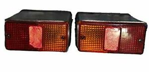 Case International Harvester Tractor Rear Tail Stop Flash Lamp Light Assembly Pa