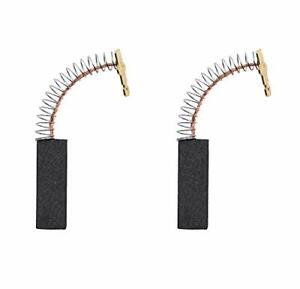 154740 Carbon Brushes Compatible For Bosch Washing Machine Motor Laminated 00