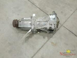 2015 Ford Explorer Rear Axle Differential Awd