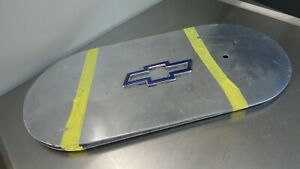 Custom Made Chevrolet Chevy 2x4 Intake Air Cleaner Top Rat Rod 19 X 9 Modified