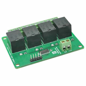 Numato Lab 4 Channel Relay Controller Board