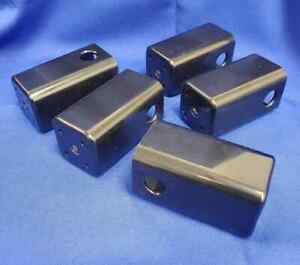 Hitch Cover 2 Receiver 2 X 2 Square Tube Post Only Trailer Truck Suv Lot Of 5