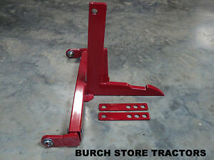 New Farmall 1 Point Fast Hitch To 3 Point Hitch Conversion 140 130 Super A 100