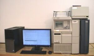 Waters Alliance 2695 Hplc System And 2998 Pda Detector W Empower 3 Computer