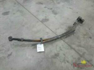 2007 Toyota Tacoma Rear Leaf Spring 2wd Right