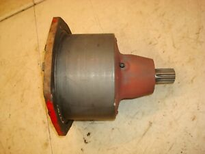 1960 Farmall Ih 560 Gas Tractor Pto Housing Clutch Basket Assembly