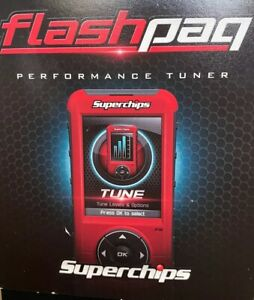Superchips Flashpaq F5 Performance Tuner For Gm Diesel Gas 2845 1999 2016 Gm