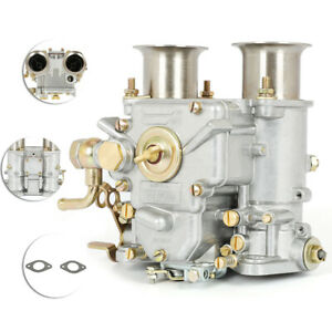 Carburetor Replace For Weber 40 Dcoe 40mm Carb For 1975 1992 All Vw
