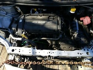 2013 Chevy Sonic Engine With Transmission 1 8l