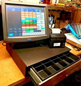 Restaurant Point Of Sale System Rpower Pos Hardware Software Support