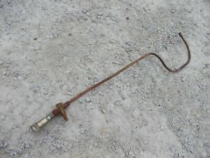 Allis Chalmers Wd 45 Tractor Ac Rear Hydraulic Out Let Line Connector
