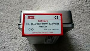 Snap On Mt2500 Scanner Renault Cartridge Eescgb214ar